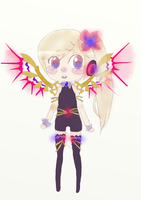 .:Agrias Butterfly Adoptable :CLOSED:. by Grumpy-Catt