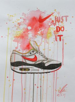 JUST DO IT. by CarolinGeyer