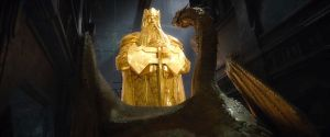 The Hobbit-Smaug 07 by Jd1680a