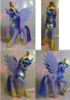Custom Alicorn Twilight Sparkle by SanadaOokmai