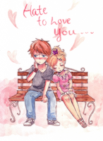 Sometimes I just.... by Tani2691