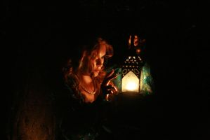 Candlelight 21 by MarjoleinART-Stock
