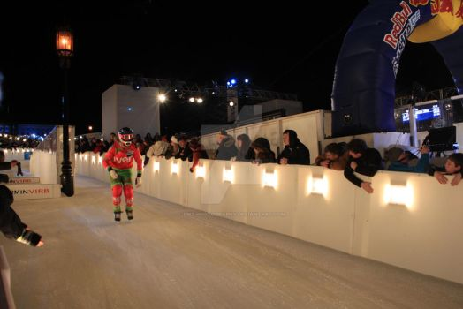 Red Bull Crashed Ice by Emz-Photography