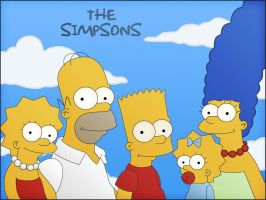simpson wallpaper-family by Gabrydesign