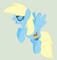 Zap Apple by Amazing-Max