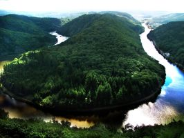 river 09 by Pagan-Stock