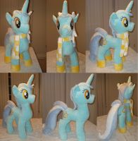 31 inch Lyra Heartstrings Plush - FOR SALE by Dreamangel686