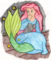 Ariel Transforms colored by Moonlite-Water