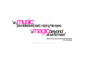 Music is Magic by Rotae