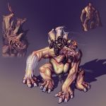 Monster by Hedrus
