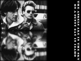 My own private Idaho by FanWallpapers