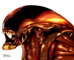 Alien by AvPLeague
