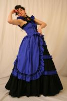 The Victorian Lady 51 by MajesticStock