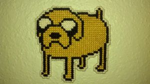 Jake the Dog by starrley