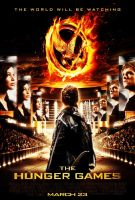 New poster for hunger games by WhovianForLife