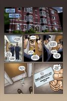 MAJESTIC XII Page 4 with words by MAJESTIC-XII-COMIC