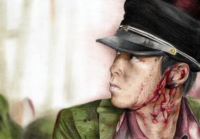 71 Into the fire Oh Jung Bum by lera-park
