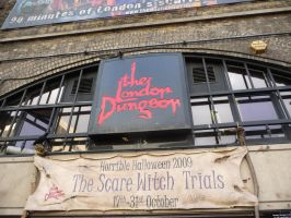 London Dungeon by Lelias