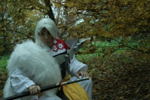 Sesshomaru_Ready? by CalipsoCosplay