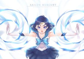 Mercury Aqua Mist by Black-Quose