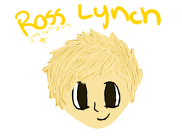 Ross Lynch by cocobeanc