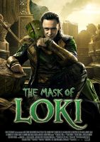 The Mask of Loki by BlueprintPredator