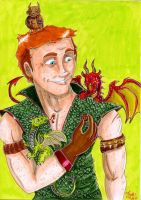 The forgotten Weasley by Agatha-Macpie