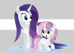Soggy marshmallows by Mn27