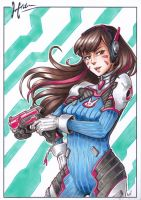 D.Va by Hedrick-CS