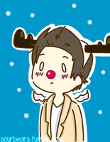 tumblr icon Cas by SourBears