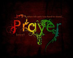 Prayer by Blugi