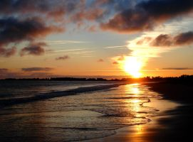 holiday sunset 14 by Dieffi