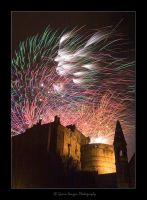 Festival Fireworks 2 by gdphotography