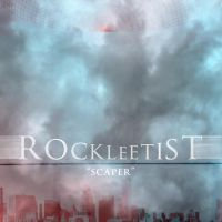 Rockleetist - Scaper album artwork by The-H-Person