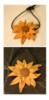 Sunflower Bead by NycterisA