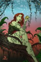 Poison Ivy WIP. by Plugin848y