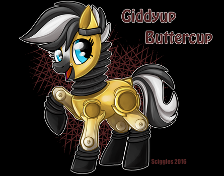 Giddyup Buttercup by Sciggles