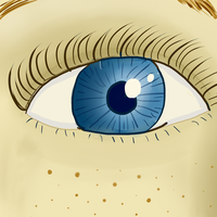 I have a beutifull eye by tamisise