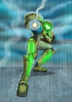 Samus by JFRteam