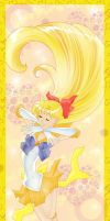 Sailor Venus, version A by NitroFieja