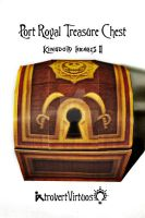 Port Royal Treasure Chest by introvertvirtuoso