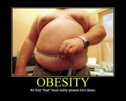 Obesity Demotivational by R5-S8