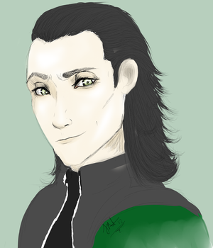 God of Mischief by yaoi-fangirl1235