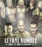 WxW Lethal Rumble 2014 Wallpaper by Castivaz