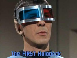 the First Holodeck by Brandtk