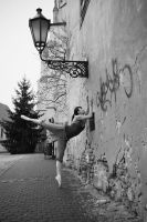Ballet X. by Lissuin