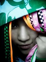 my colorful difference of me. by madasrabbitsLV