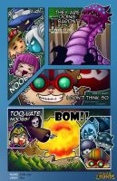 Comic LoLz Contest by Ghyse