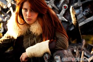 Ygritte Cosplay - 2011 by Eeren