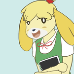 Isabelle by UberRoss